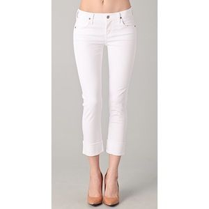 Citizens of Humanity Dani Crop Straight Jeans 27